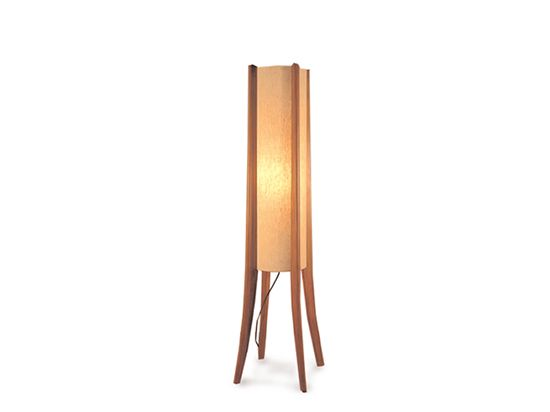 scandinavian designs elegant asian inspired floor lamp with