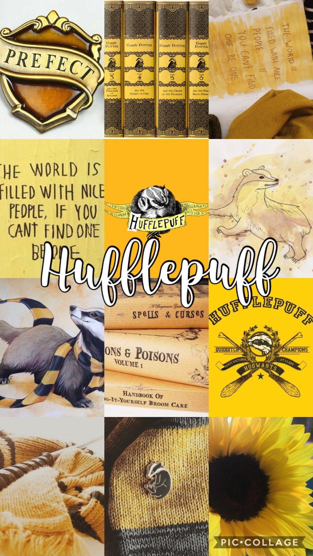 Cute Harry Potter Wallpaper Hufflepuff