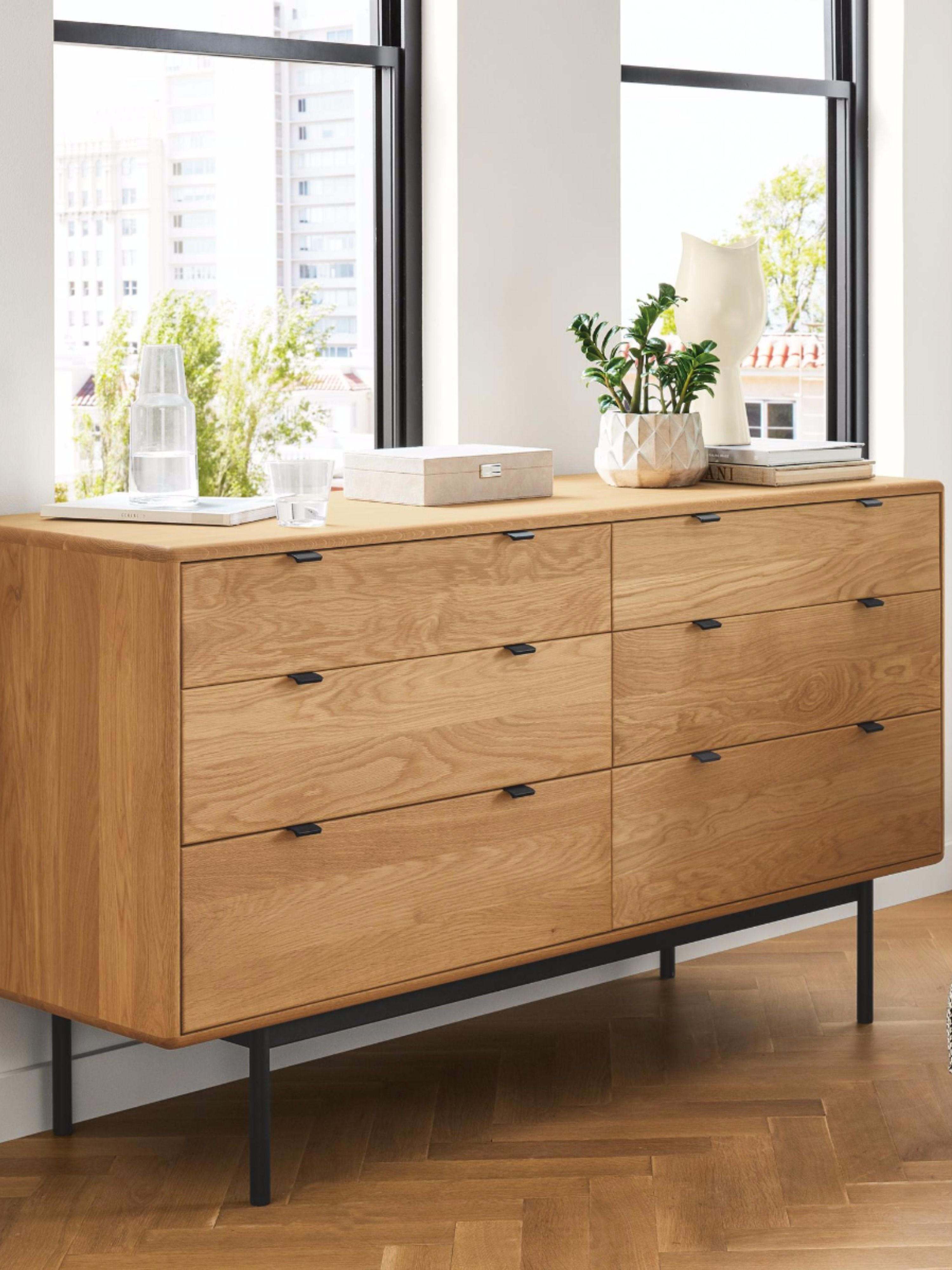 Room Board Hensley Dressers Modern Dressers Modern Bedroom