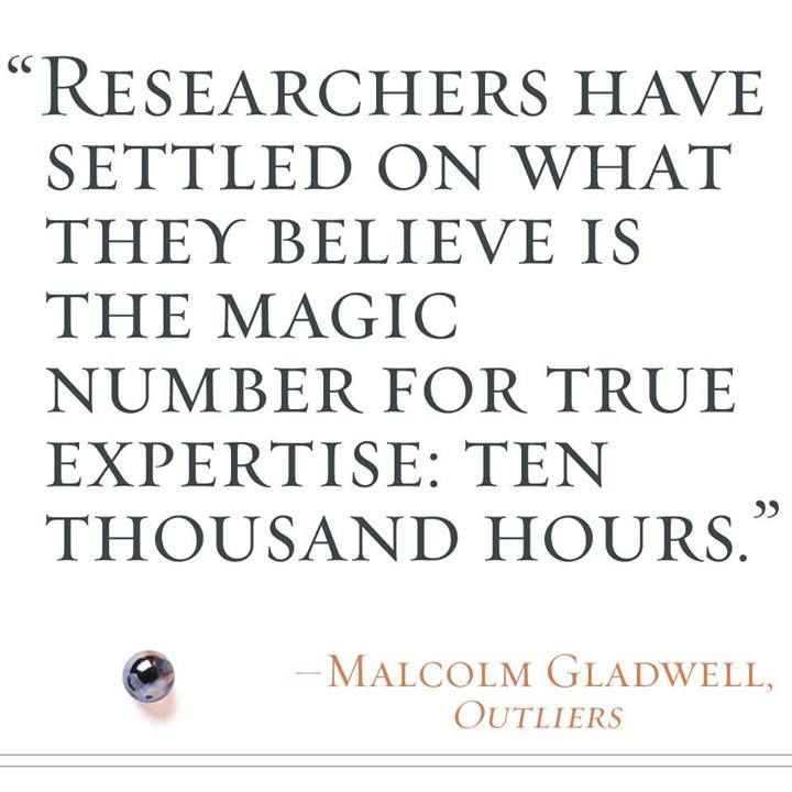 Outliers: The Story of Success Quotes