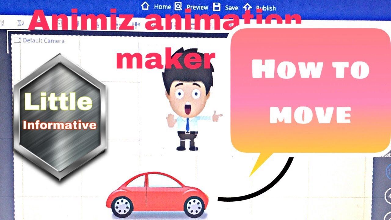 Free Animation Websites No Sign Up