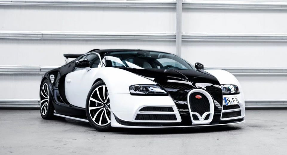 Resultado de imagen para edición limitada Bugatti Veyron por Mansory Vivere