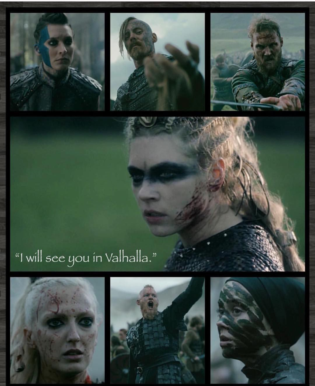 What did you think of yesterday's #Vikings finale? | Movies