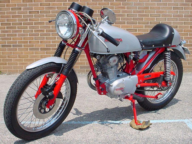 125er caferacer | bikes | pinterest | honda, honda cb and cafes