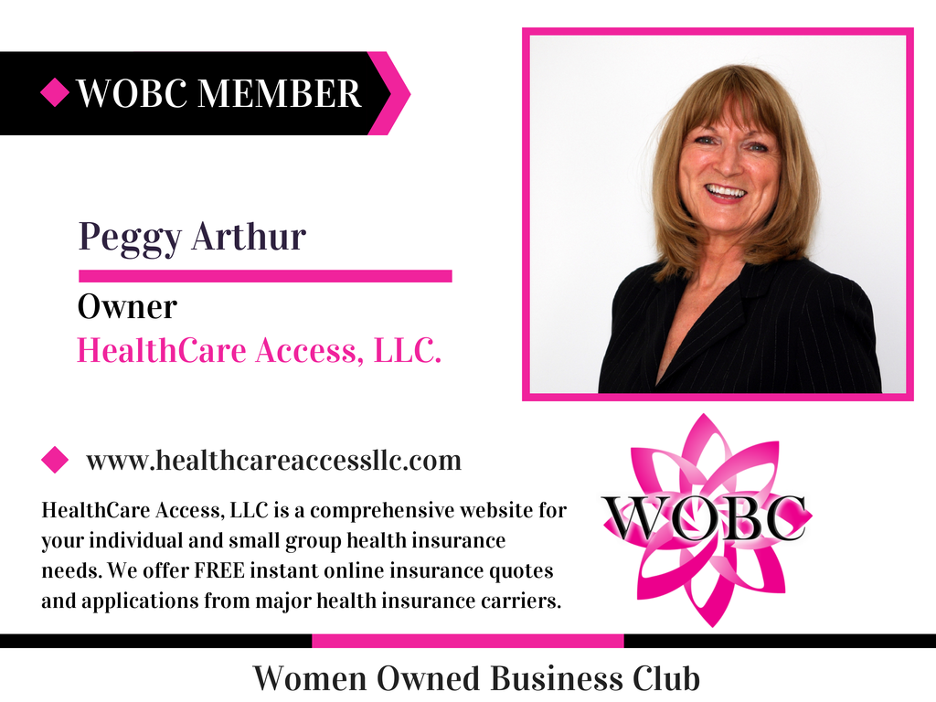 Wobc Member Peggy Arthur Owner Healthcare Access Llc