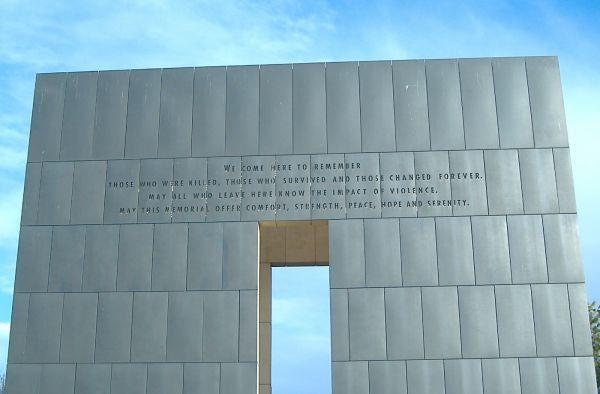 Oklahoma City National Memorial And Museum Oklahoma City National Memorial Oklahoma City Bombing Oklahoma City Bombing Memorial