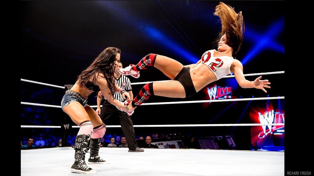 Nikki vs. AJ