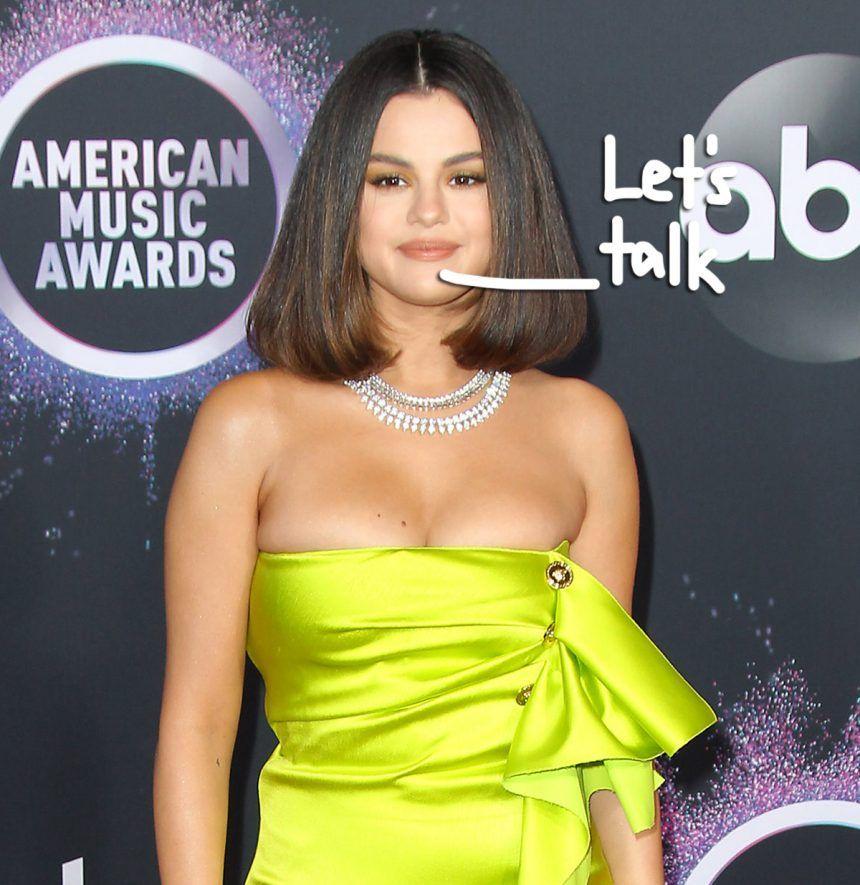 Selena Gomez Talks Making Taylor Swift CRY & What She ...