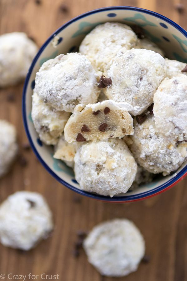 The 89 Most Delish Christmas Cookies Snowball cookies, Snowball