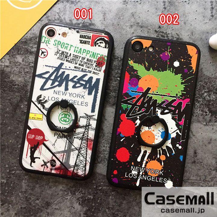 STUSSY iPhone8ケース ペア | Stussy iphoneケース, ステューシー ...