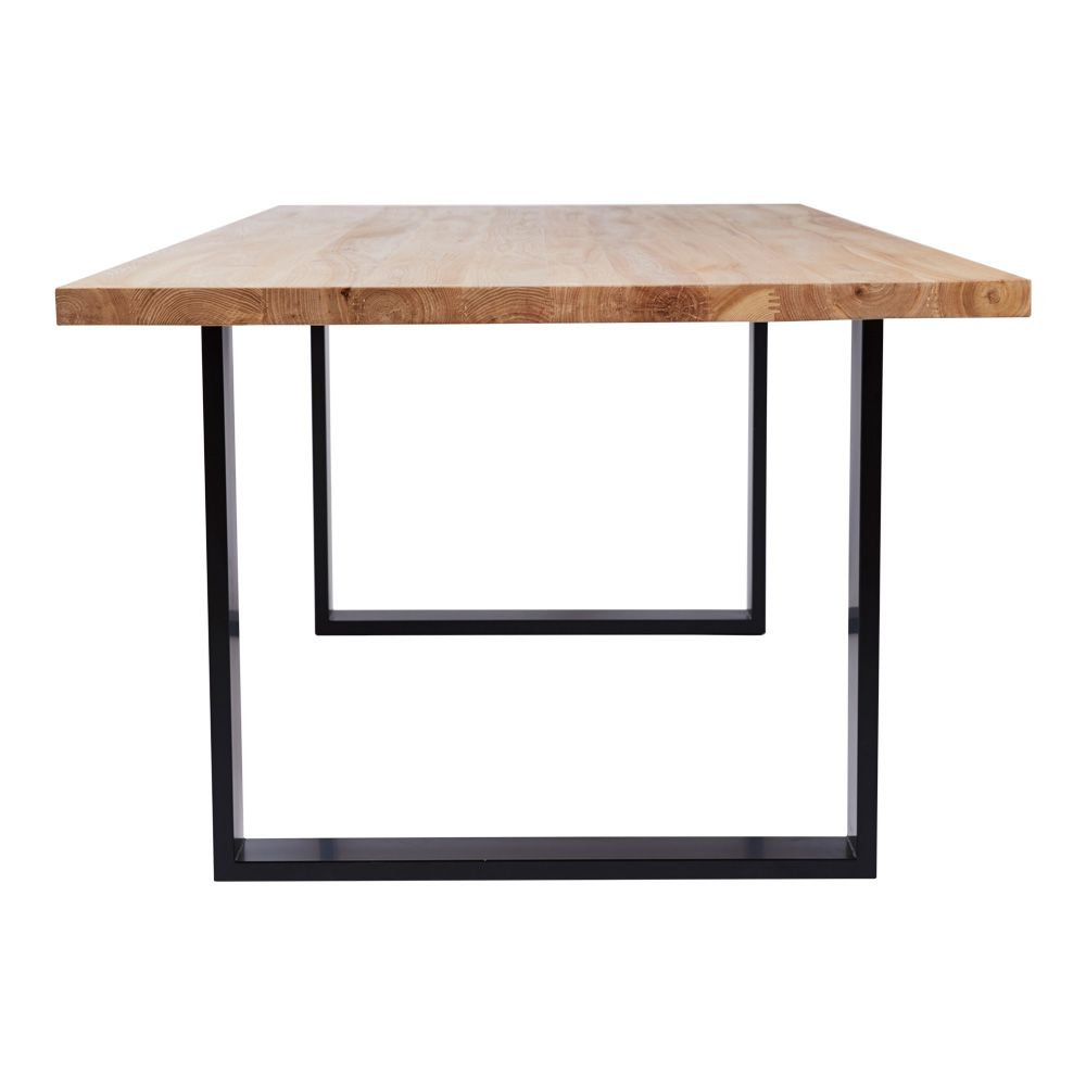 This Modern And Designer Pyrmont Rectangular Dining Table Is