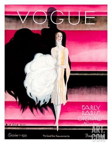 Vogue Cover - 1925
