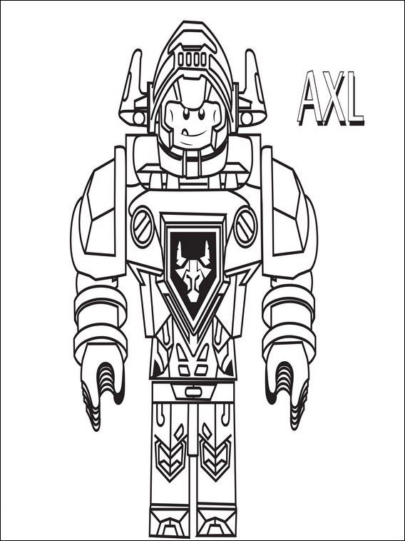 Lego Nexo Knights Coloring Pages 12 Coloring pages for kids - best of coloring pages playmobil knights