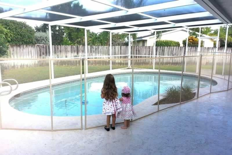 Do you need to install a pool fence pool fence