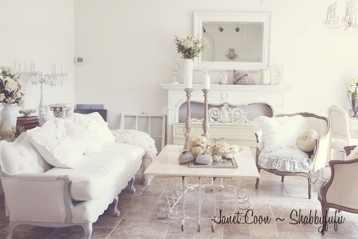 Vintage Shabby Chic Leather Sofa Shabbychicfurnituresofa