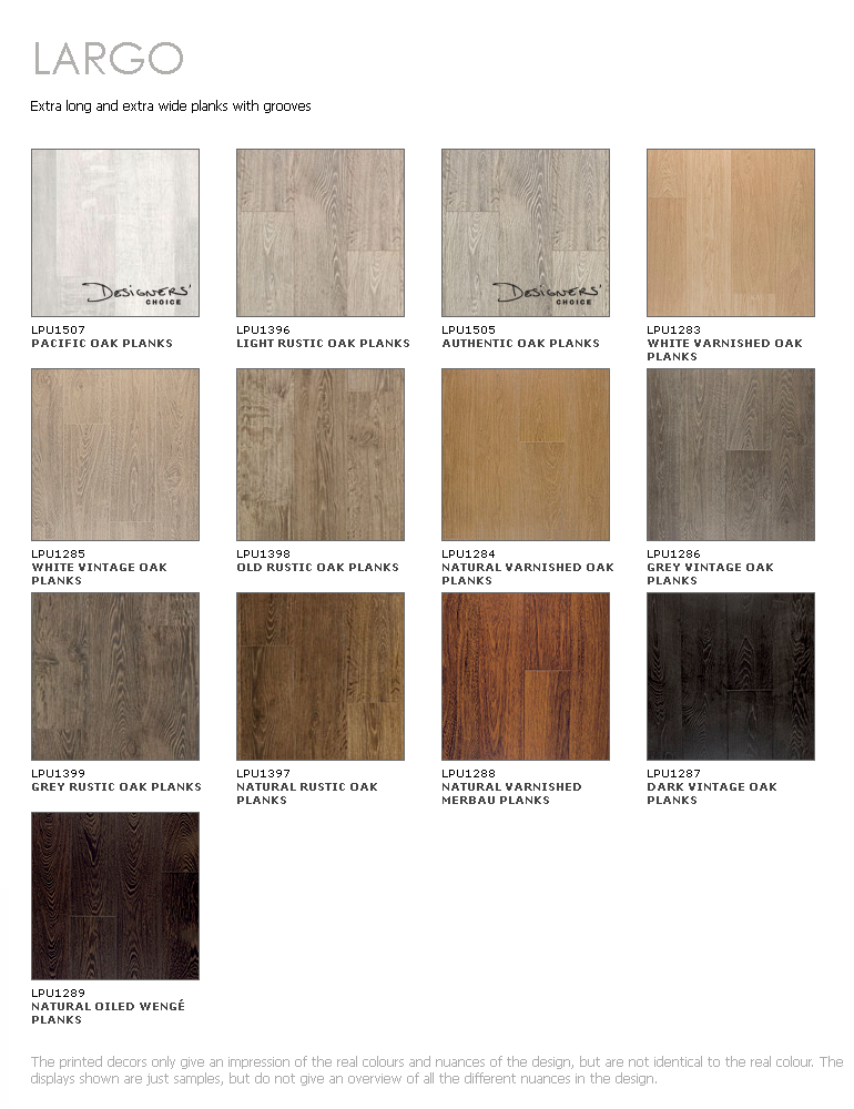 Largo Laminate Flooring Grey Vintage Oak Or Rustic