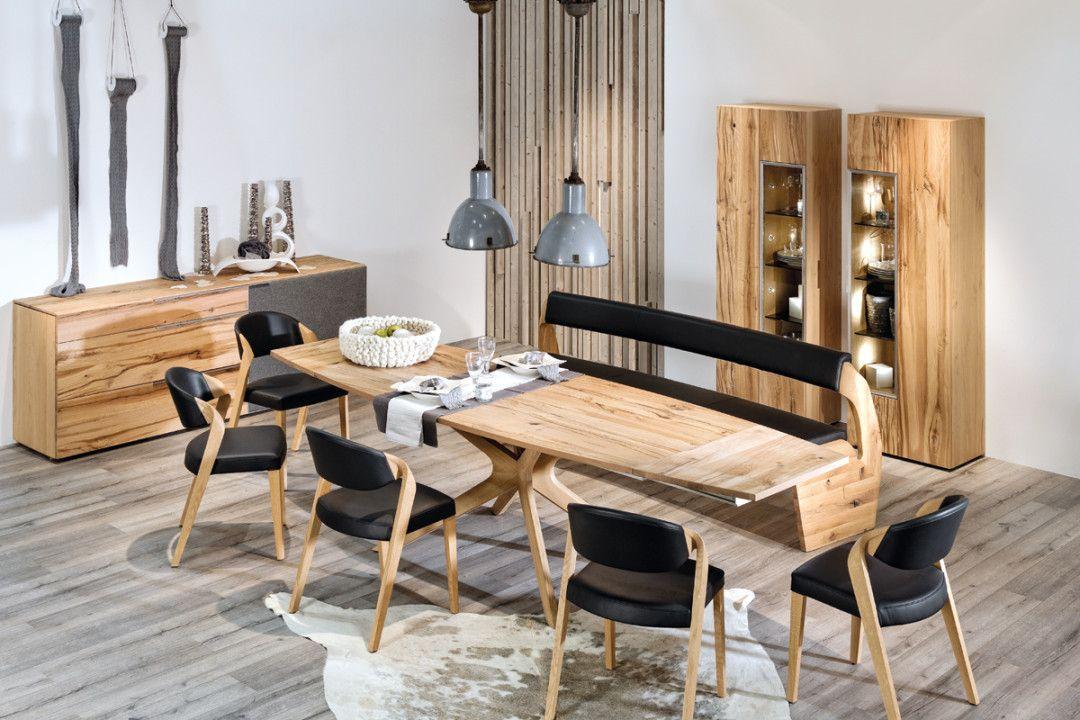 Esszimmer + Massivholztische - Möbel Polt Möbelhaus Esszimmer - esszimmer eckbank voglauer