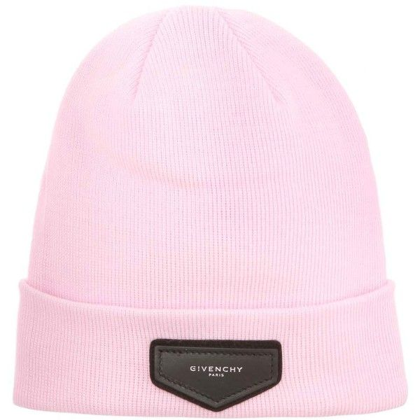 classic beanie hat - Pink & Purple Givenchy