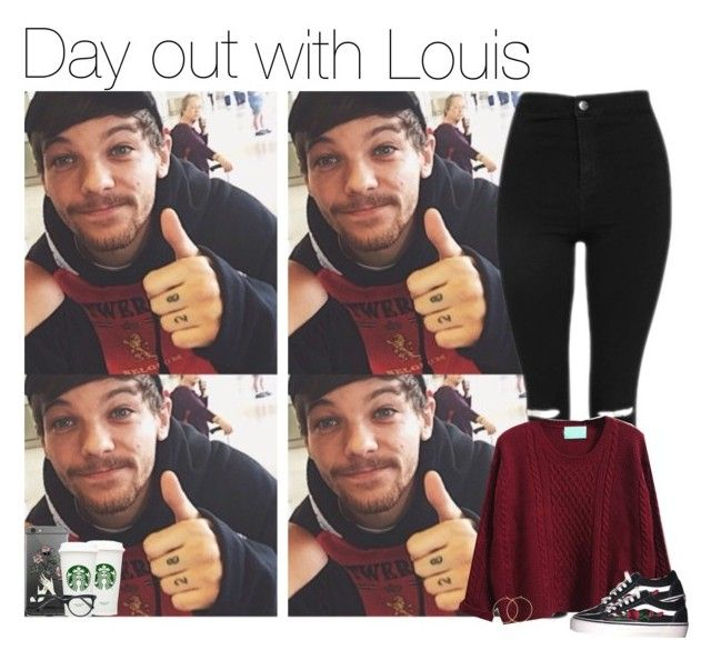 """Day out with Louis"" by zainy-1dx ❤ liked on Polyvore featuring Topshop, Charlene K and STELLA McCARTNEY"