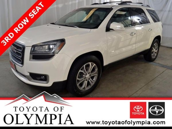 Used 2014 Gmc Acadia For Sale In Olympia Wa Truecar Gmc Cars