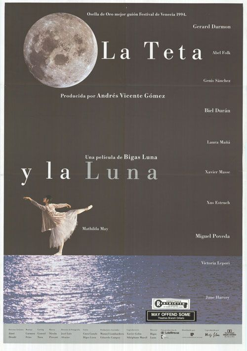 A Teta e a Lua (1994)   Bigas Luna