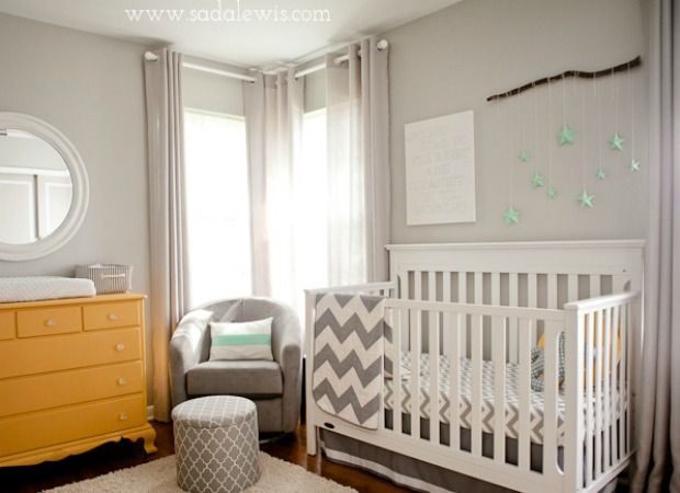 The Best Colors For A Uni Nursery Goodhousekeeping