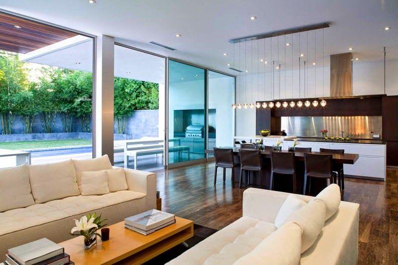 24th Street Residence / Steven Kent Architects, Santa Monica