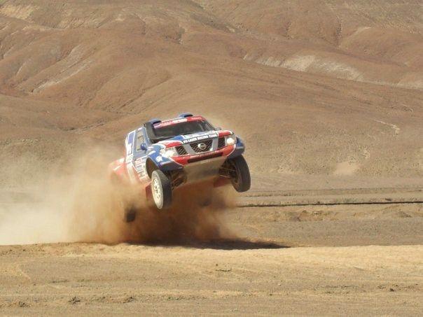 Rally Dakar by Lara de Pan, via Flickr