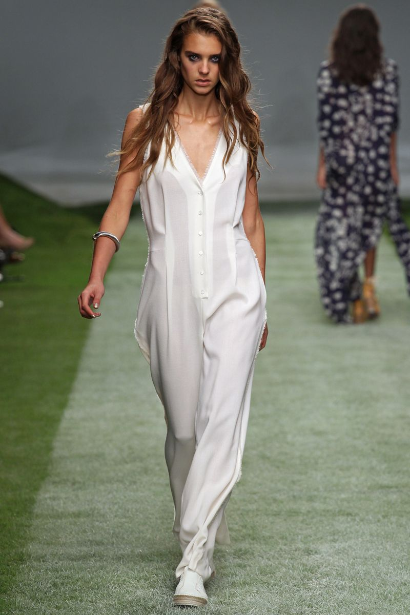 Topshop Unique Spring 2014 RTW