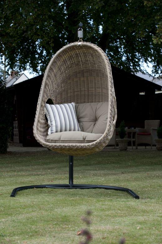 All Weather Outdoor Rattan Furniture Single Hanging Chair Ahsap Projeleri