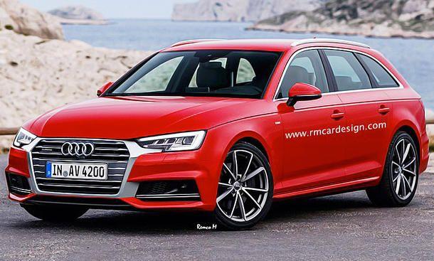 Audi A4 Facelift 2018 Carros
