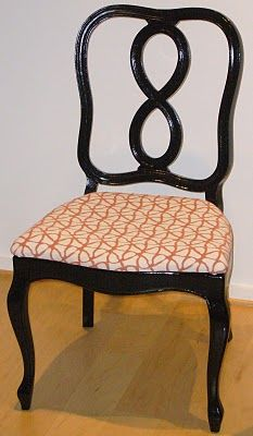 Repainted Classic Vintage Thomasville Dining Chair In 2020 Classic Dining Room Chair Dining Chairs