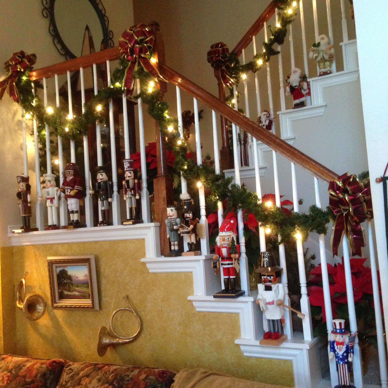 Christmas Nutcracker Display