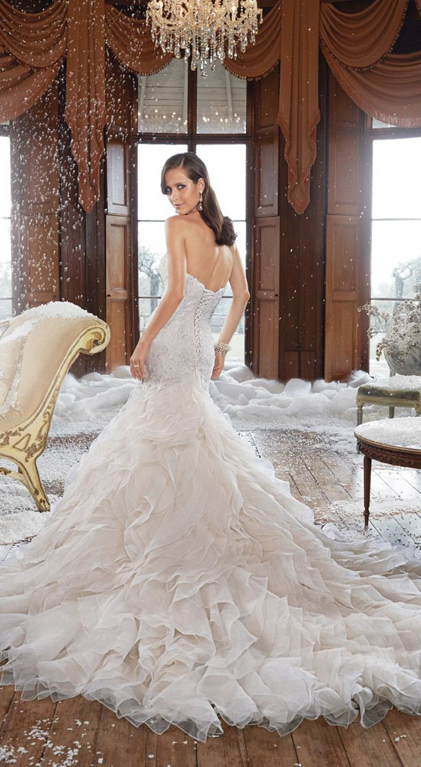 1000 images about sophia tolli on pinterest belle gowns and