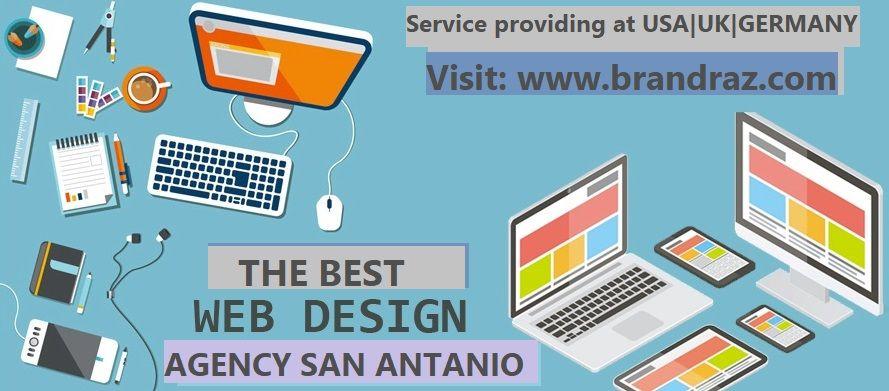 The Best Web Design Agency San Antanio Tx Web Design Agency Website Development Company Freelance Web Design