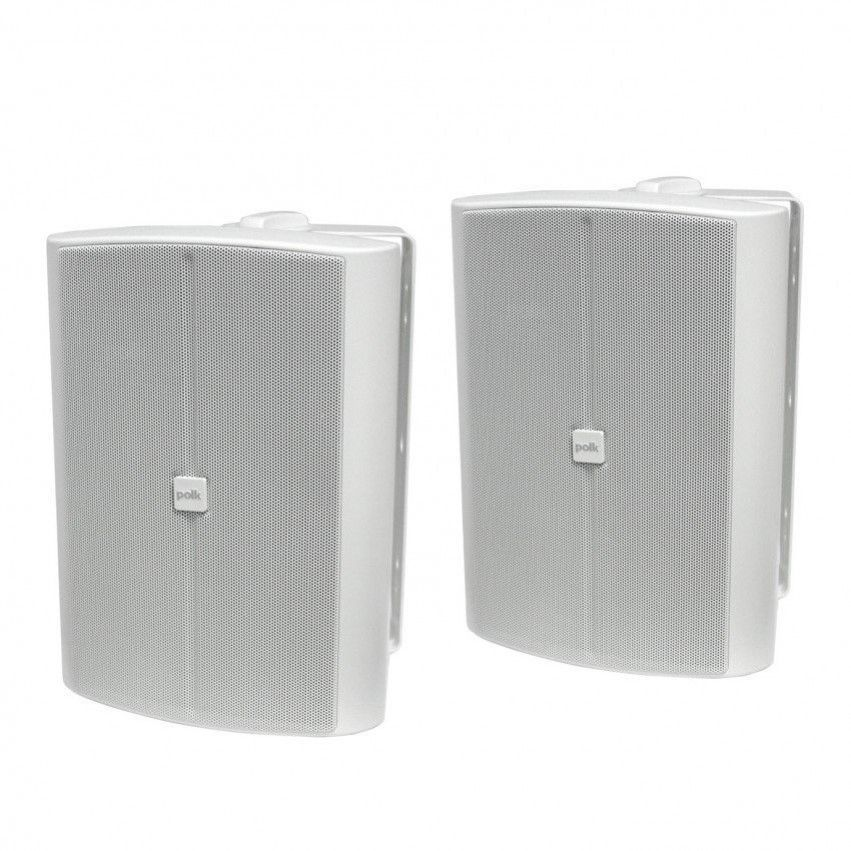 Home Speakers and Subwoofers: Brand New Polk Audio Os70 White ...