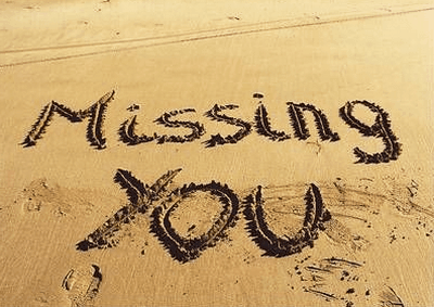 I Miss You My Son  Missed You  A Romantic Love Letter To My