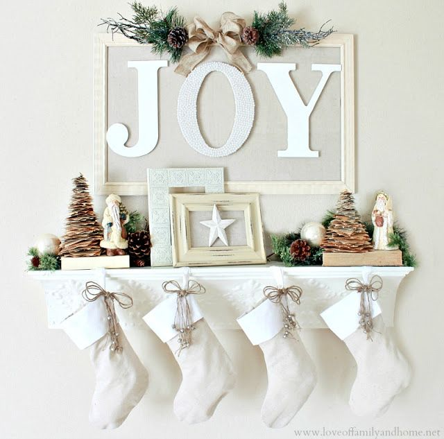 12 Ways to Spread Christmas Joy Around Your House  Christmas