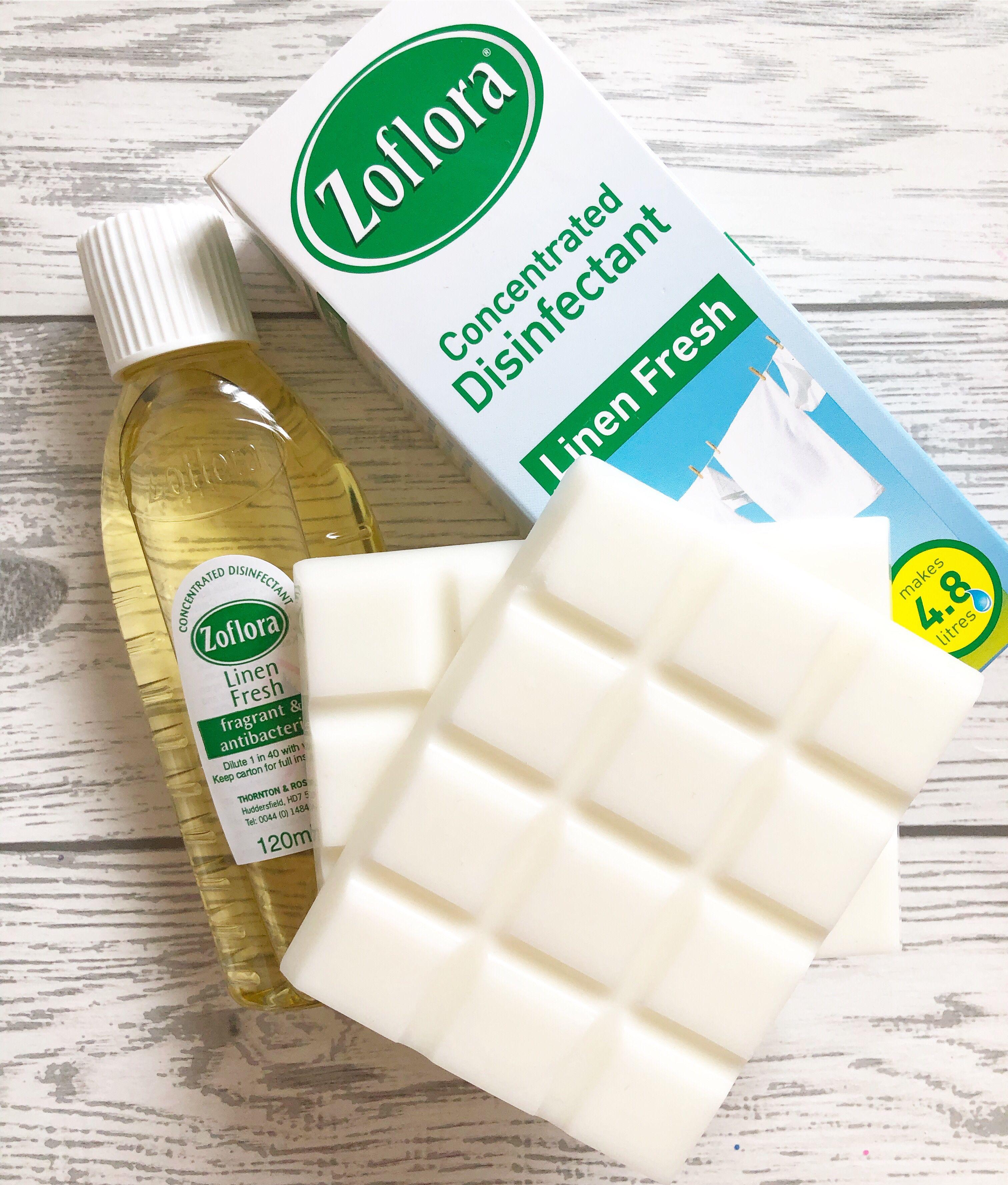 Zoflora Linen Fresh Wax Melts Wax Melts Wax Melt