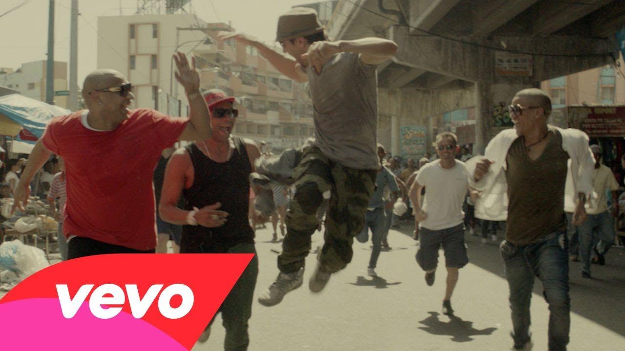 Enrique Iglesias Bailando English Version Ft Sean Paul