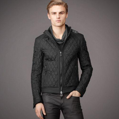 Belstaff | Mens Quilted Bramley Jacket | Mens Luxury Jackets ... : quilted designer jackets - Adamdwight.com