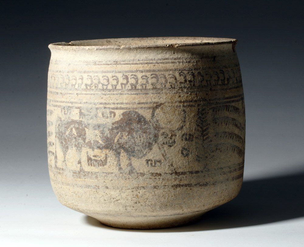 indus valley civilization pottery pottery collections indus valley civilization harappan civilization ca 3000 bce this is an