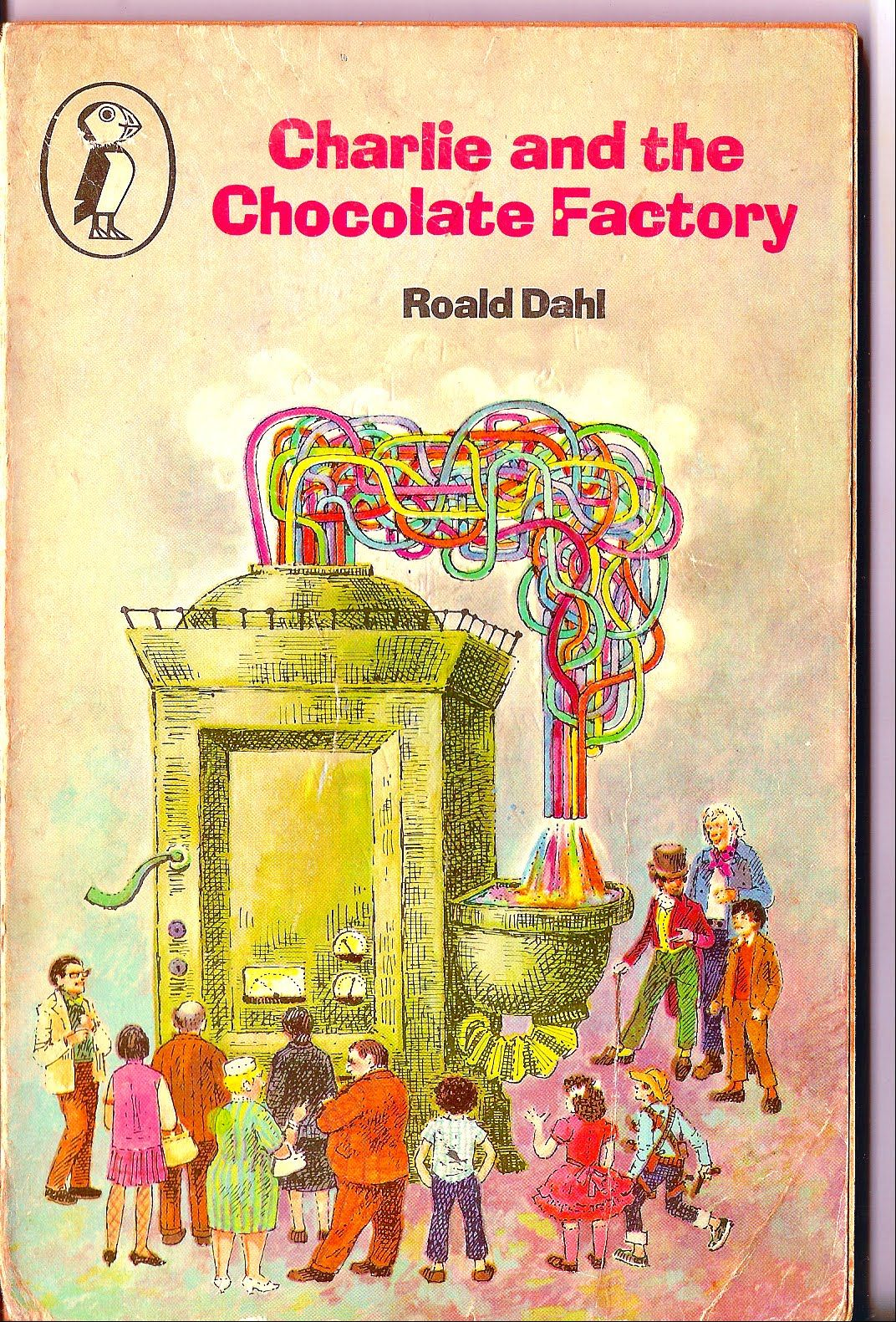 the old version of quotcharlie and the chocolate factory