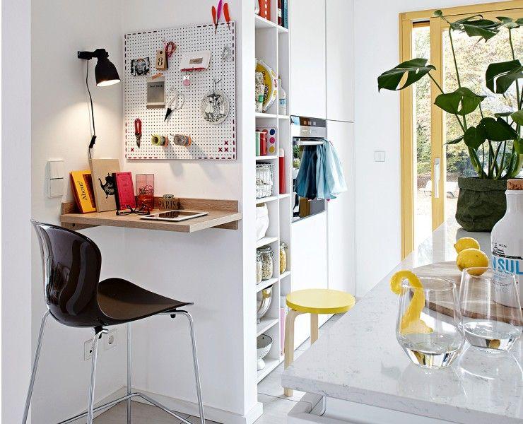 Schreibtisch Ecke In Der Küche