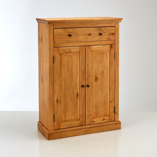 Buffet Parisien Pin Massif Authentic Style Buffet Parisien Pin Massif Petite Armoire
