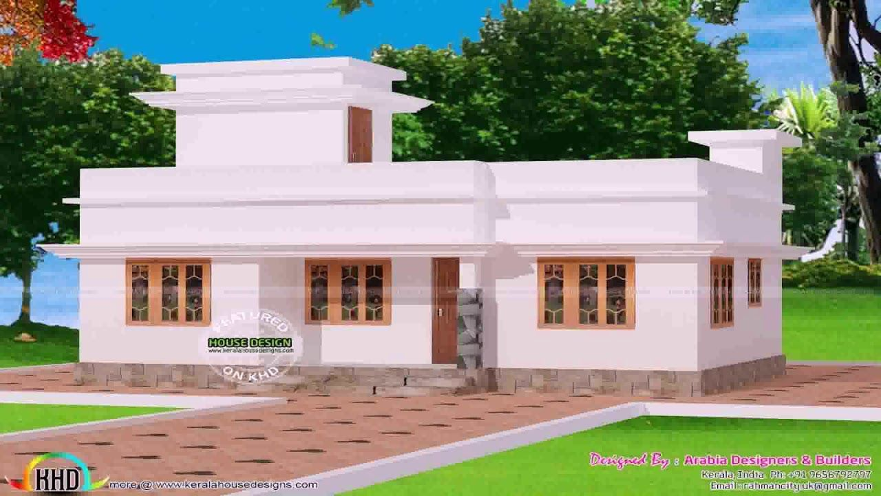 Home Design 5 Lakh 30x40 House Plans Beautiful House Plans Kerala House Design