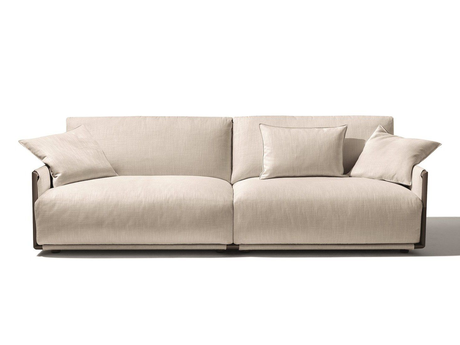 2 Seater Fabric Sofa Adam 2 Seater Sofa By Giorgetti Fabric