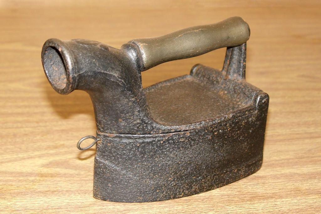 ferro a carvão