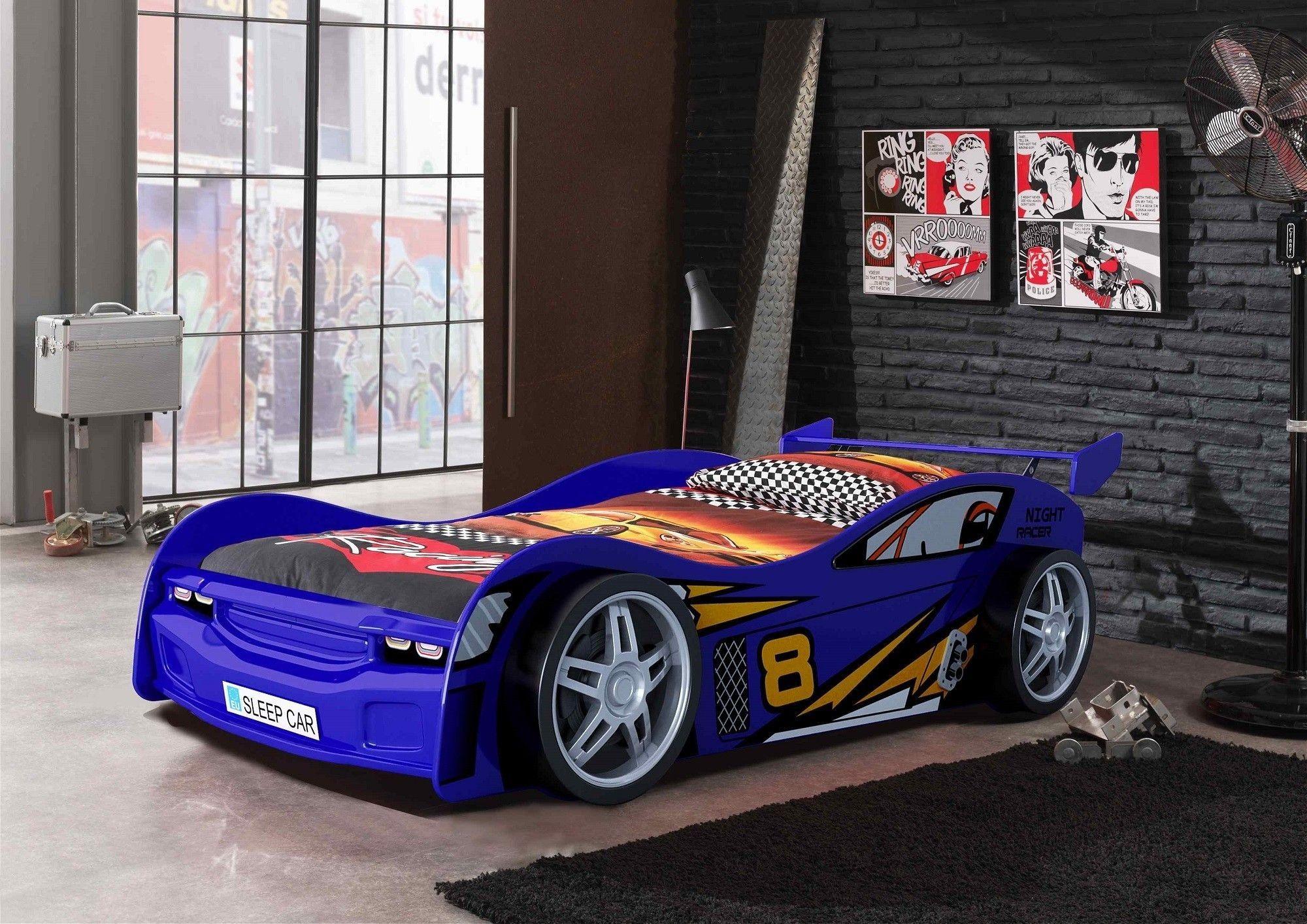 ko samochd dla dzieci night racer blue httpdladziecka netpl