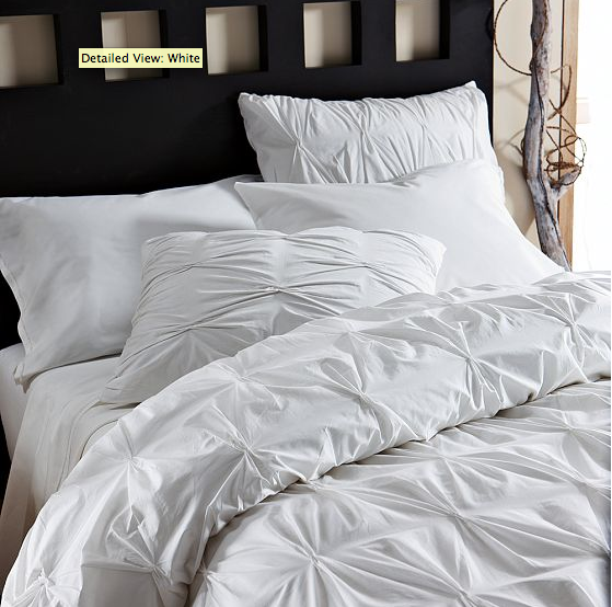 Love This Bedding Spare Pintuck Duvet Cover Duvet Covers Pintuck Duvet